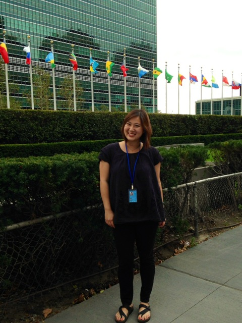 photo of Jamie Yen Tan by UN Secretariat